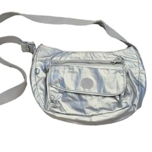 Kipling Silver shoulder bag